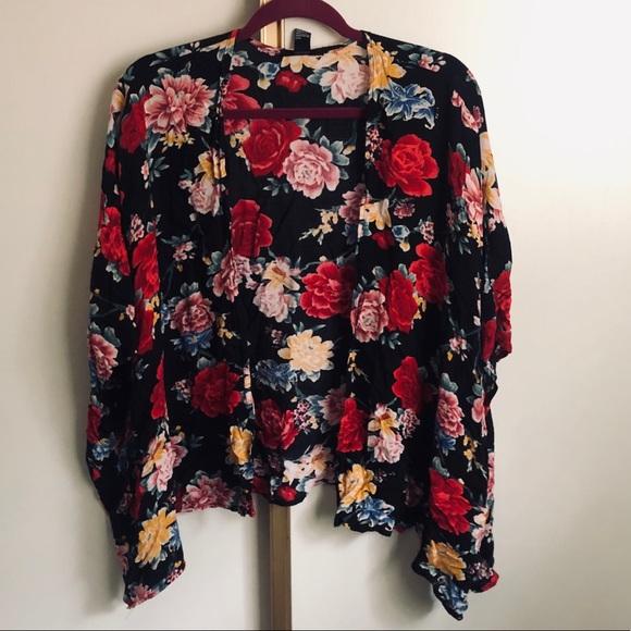 Forever 21 Other - Forever 21 Flower Kimono